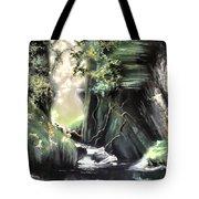 Fairy Glen Tote Bag