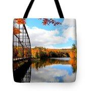 Autumn In Upper Michigan Tote Bag