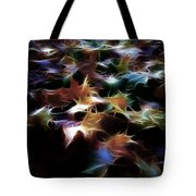 Fall Leaves Tote Bag
