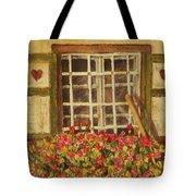 Farm Window Tote Bag