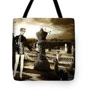 Fashion In Heaven Tote Bag