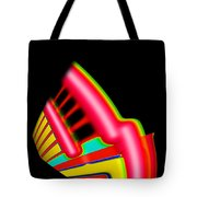Federal Reserve Tote Bag by Charles Stuart