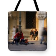 Feed The Birds Tote Bag