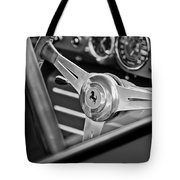 Ferrari Steering Wheel Tote Bag by Jill Reger