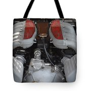 Ferrari Testerosa Tote Bag