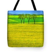 Fields Of Dreams Tote Bag