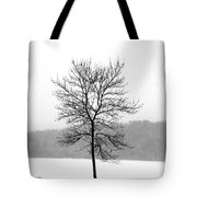 Fight Against The Storm Tote Bag
