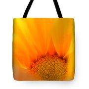 Flaming Petals Tote Bag