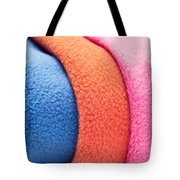 Fleece Tote Bag