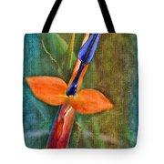 Floral Contentment Tote Bag