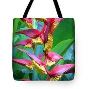 Flower 99 Tote Bag