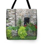 Flower Bed Tote Bag