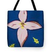 Flower Tote Bag by Melissa Dawn