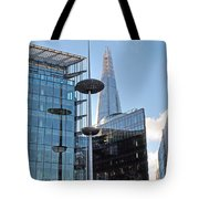 Focus On The Shard London Tote Bag