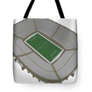 Football Soccer Stadium Tote Bag