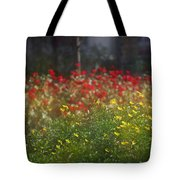 Forest City Tote Bag