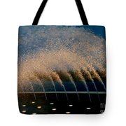 Fountain 2 Tote Bag