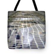 Fountain Water Tote Bag