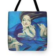 Fragments Of Longing  Tote Bag