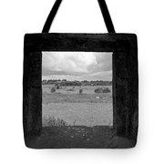 Framed Irish Landscape Tote Bag