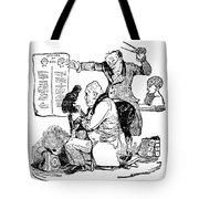 Franz Joseph Gall (1758-1828) Tote Bag