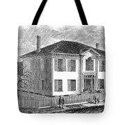Freedmen School, 1867 Tote Bag