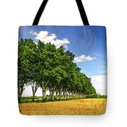 French Country Road Tote Bag