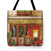 French Storefront 1 Tote Bag by Debbie DeWitt