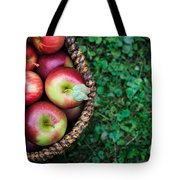 Fresh Picked Apples Tote Bag