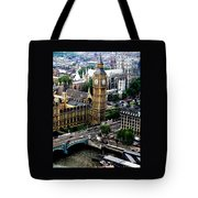 From The Eye Big Ben Tote Bag