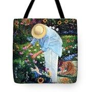 Gardener's Eden Tote Bag