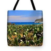 Genoveses Beach Tote Bag