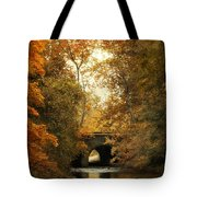 Gentle Reflections Tote Bag
