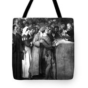 George Wishart (1513-1546) Tote Bag