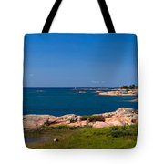 Georgian Bay Coastline Tote Bag