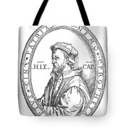 Geronimo Cardano Tote Bag