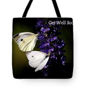 Get Well Soon Tote Bag