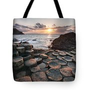 Giant's Causeway 2 Tote Bag