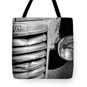 Gmc Truck Grille Emblem Tote Bag