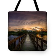 Going Steady Tote Bag