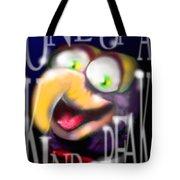 Gonzo - One-of-a-kind-freak Tote Bag
