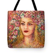 Good Fortune Goddess Tote Bag