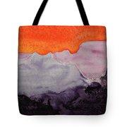 Grand Canyon Original Painting Tote Bag