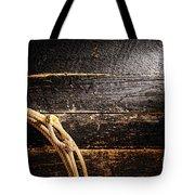 Grunge Lasso Tote Bag