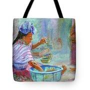 Guatemala Impression Iv Tote Bag