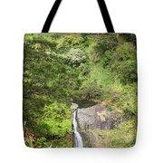 Hana Waterfall Tote Bag by Jenna Szerlag