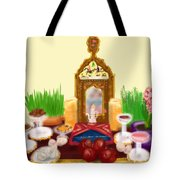 Happy Nowruz Tote Bag