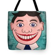 Happy Tilly Tote Bag