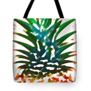 Hawaiian Pineapple Tote Bag