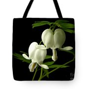 Heart To Heart Tote Bag